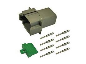 Deutsch-DT-8-pin-0,5-1,5mm2-1605-N8K058 - Liitinrasia Deutsch - 2040120066 - 1