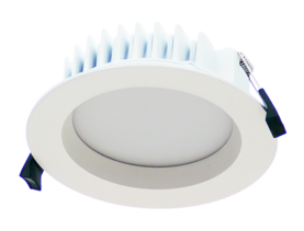 Led-alasvalo Winled Iiris 10W, IP44 - Led-alasvalot - 10101157 - 1