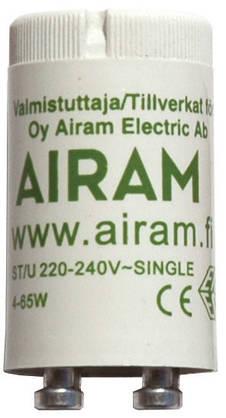 Airam St/U 4-65W sytytin - Loisteputkien sytyttimet - 140300007 - 1