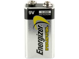 9V paristo Energizer Industrial, 1kpl - Paristot - 5030110147 - 1