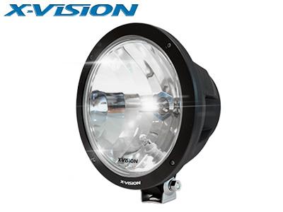 X-vision Dominator Slim xenon-lisävalo 12-24V