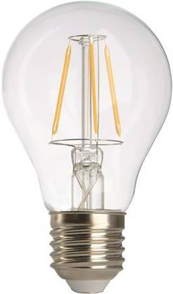 E27 Led filamenttilamppu A60 6W, Hehq - E27 led-lamput - 100300028 - 1