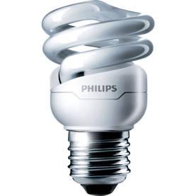 Philips energiansäästölamppu Tornado E27 8W/827 - E27 energiansäästölamput - 110200008 - 1