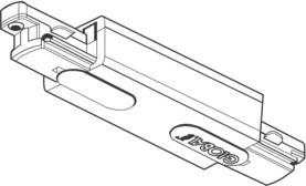 Global Trac GB14-3 syöttörasia keskisyöttörasia 1-piiriselle kosketinkiskolle - Lisäosat ja tarvikkeet - 10703008 - 1