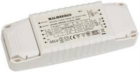 Led-muuntaja Malmbergs 12v 30W himmennettävä - Led jännitelähteet - 60101008 - 1