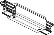 Global Trac XTS14-3 keskisyöttörasi 3-piiriseen kosketinkiskoon - Lisäosat ja tarvikkeet - 10703009 - 1