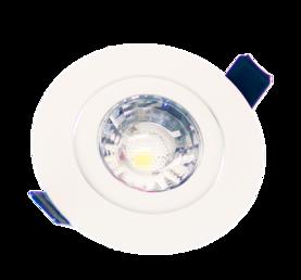 Led-alasvalo, suunnattava Winled Libra 6W - Led-alasvalot - 10101169 - 1