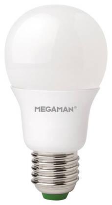 Megaman Basic Led M7ABIA A55 vakiokupuinen E27 led-lamppu 5,5W/828 4710018 - E27 led-lamput - 100300009 - 1