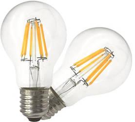 Led-lamppu E27 Malmbergs 3,6W A60 2-pack - E27 led-lamput - 100300049 - 1
