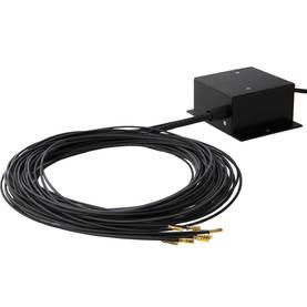 Saas Instruments Sauna plastic fiber valokuitusetti - Valokuitusarjat - 11002019 - 1